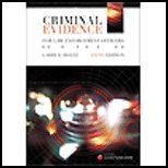 Criminal Evidence for Law Enforcement Officers (Softcover), Holtz, Larry E., 1422403505
