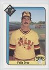 Cecilio Ruiz  Baseball Card  1983 Baseball Hobby News Las Vegas Stars    Base   Ceru