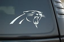 LeoPro Carolina Panthers Logo Vinyl Sticker Decal (4