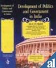 Development of Politics and Government in India, Verinder Grover, Ranjana Arora, 8171005489