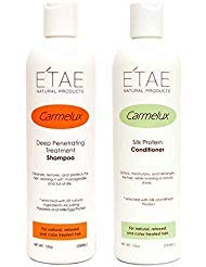 (Etae Carmelux Shampoo 12oz and Conditioner 12oz)