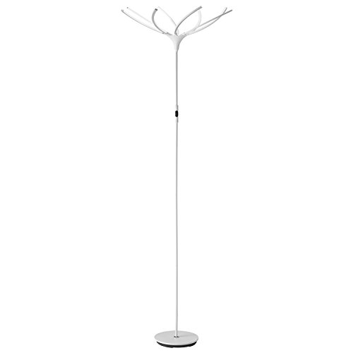 PHIVE Dimmable Floor Lamp For Living Room, Floor Uplighter