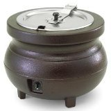 Vollrath Colonial Kettle (Vollrath (72176) 11 qt Cayenne Colonial Kettle)