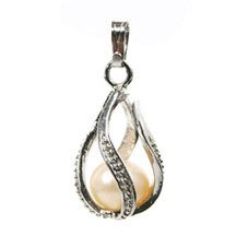 KW Products Love Wish Pearl Kit - Harvest Your Own Pearl - Divine Droplet Pendant