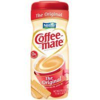 Coffee-Mate Original Powder Creamer - 11 oz. canister, 12 canisters per case by Coffee-mate by Nestle Coffee Mate