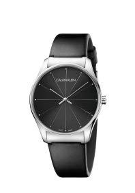 Calvin Klein - Reloj Calvin Klein Classic con Correa de Piel para Hombre: Amazon.es: Relojes