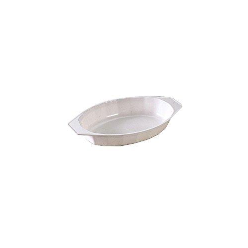 Nordic Ware 60030F 17 Oz. Oval Casserole Dish