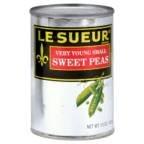 Le Sueur Early June Vegetable Peas, 15 Ounce -- 24 per case.