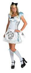 [Alice Adult Costume (Women Standard Size 12-14)] (Alice Teen Costumes)
