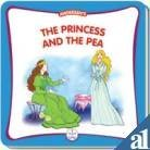 img - for The princess and the pea (Andersen's) by Luiza Chandy (2008-02-01) book / textbook / text book