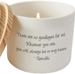 - Cherished Memorial and Missing You Candle Holder or Jar   Sympathy Gift   Thinking of You   Bereavement Gift