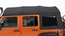 - Smittybilt 9073235 Bowless Combo Soft Top