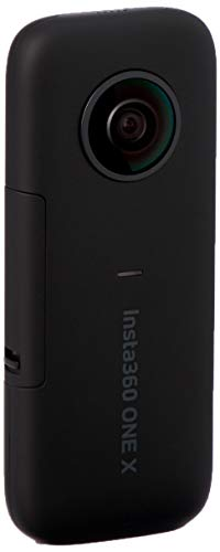 Insta360 ONE X 360 Camera with Extra Battery, Charging Station and 128GB SD Card