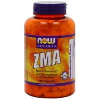 Now Foods ZMA Sports Recovery Capsules, 180-Count Sold By HERO24HOUR Thank You