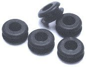 Generic Gas Tank Mounting Grommets For Harley-Davidson Softails (11447)