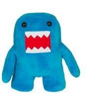 Domo Kun   Blue Color Domo 8 Inch Stuff Toy