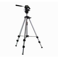 Apollo Series 64 Inch Tripod with Fluid Head-by-Smith Victor