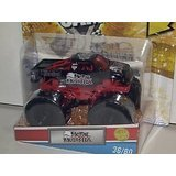 2011 Hot Wheels Monster Jam 1ST EDITION #36/80 METAL MULISHA 1:64 Scale Collectible Truck with Monster Jam TATTOO
