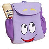 Dora Explorer Backpack Rescue Bag with Map,Pre-Kindergarten