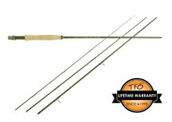 Temple Fork: BVK Series Fly Rod, TF 07 90-4B