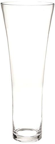 Tapered Glass Vase - 6