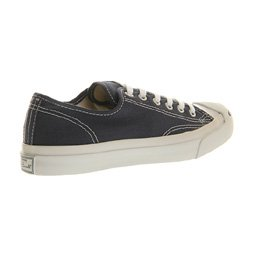 Converse Womens Jack Purcell Cp Canvas Basso Top Navy / Bianco