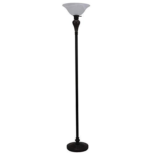 Décor Therapy PL3861 Floor Lamp, 11x11x70, Bronze