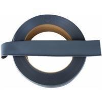 - HC40C53P150 Dryback Vinyl Wall Cove Base Roll, Dark Gray