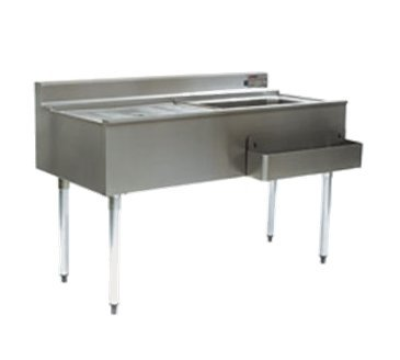 Eagle CWS5-22L-7 2200 Series Underbar Cocktail Workstation (Cocktail Workstation Underbar Series)