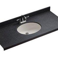 Swanstone Classics Undermount Bowl Under Mount Bathroom Sink