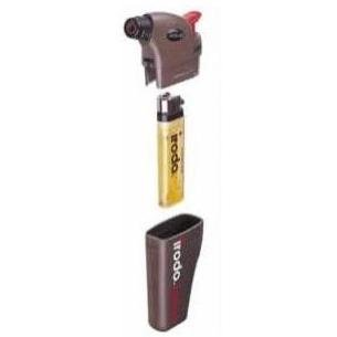 Micro-Jet Torch with Extended Reach and Refillable Fuel Cell (Micro Jet Pocket Torch)