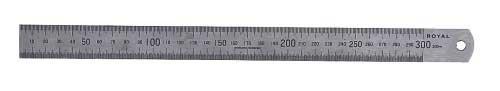 Gewa Stahlmaßstab 150mm