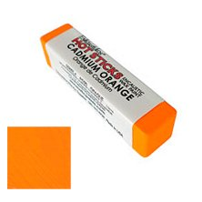 Hot Sticks Encaustic Wax Paints - Cadmium Orange