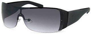 Sonnenbrille Art. 9004, mit durchgängigem Panoramaglas -erhältlich in verschiedenen Farben