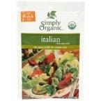 Simply Organic Organic Italian Salad Dressing Mix (3x.7 OZ)