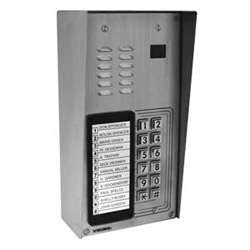 VIKING ELECTRONICS K1205EWP MULTI-BUTTON HANDS-FREE ENTRY PHONE by Viking