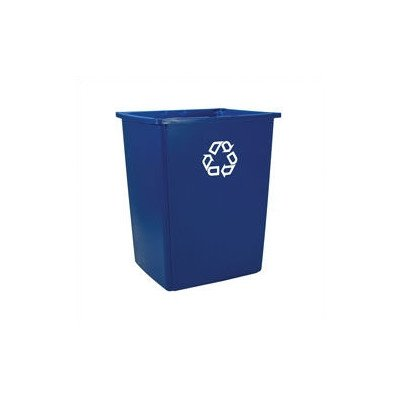 on Curbside Recycling Bin [Set of 4] ()