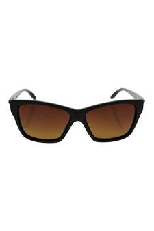cc01b1180d3ae Amazon.com   Oakley Hold On Oo9298-01 - Matte Black brown Grandient Polarized  Sunglasses For Women   Beauty