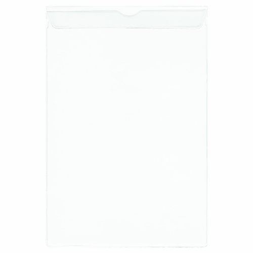 Anglers Sheet Protector (ADVANTUS Sturdi-Kleer Multi-Use Polypropylene Envelopes with Flaps, 9 x 12 Inches, 10/Pack (ANG1468FL-10))