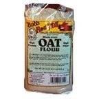 Bob's Whole Grain Oat Flour 22 OZ (Pack of 8)