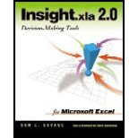 Read Online Decision Making with Insight ((2nd,)03) by Savage, Sam L [Paperback (2003)] PDF