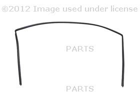 BMW 51-31-7-017-021 Windshield Moulding - Upper