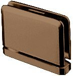 C R LAURENCE PPH010RB Rubbed Bronze