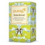 Pukka Organic Herbal Teas Three Fennel Three Teas 20 tea sachets (a)