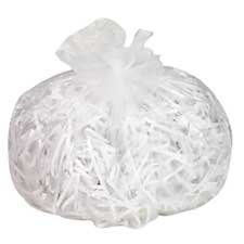 Genuine Joe : High Density Can Liners, 7-10 Gallon, 1000/CT, Clear -:- Sold as 2 Packs of - 1000 - / - Total of 2000 Each