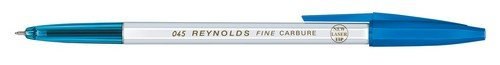 10-x-reynolds-045-fine-carbure-ball-point-pen-pack-of-10