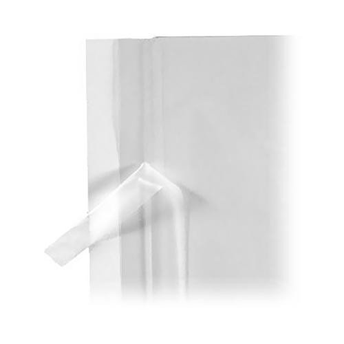 Archival Methods 86-1722 Crystal Clear Bag 17.5 x 22.25 Pack of 100 by Archival Methods
