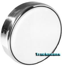 Continental Kit Stainless Steel Tire Cover (P245 75 R16 Tires)