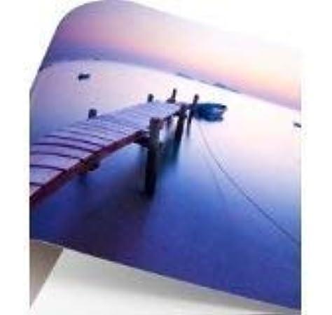 Papel fotográfico adhesivo Inkjet 100 hojas A4 135 gr.: Amazon.es: Oficina y papelería