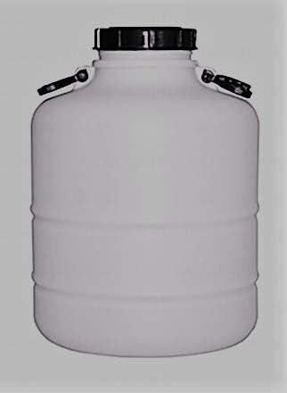 PLASTICOS HELGUEFER Bidon 20 litros Redondo Boca Ancha